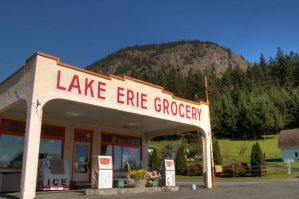 Lake Erie Grocery by Ltar