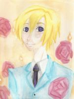 Tamaki Suoh- Finished by icemirror