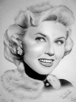 Doris Day by Thais-Re