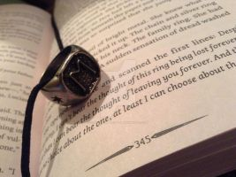 morgenstern ring by CreamCup-A-Cake