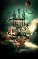 Fantasy Castle Manipulation by sologfx