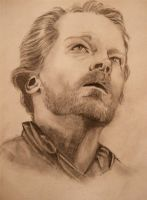 Iain Glen by vincha