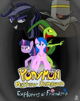 Ponymon Mystery Dungeon by BobcatAngel