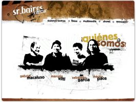 Sr.Baires - Old Web Who's Who by sebakd