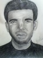Attempt at Drake... by KarenNicole97