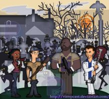 Left 4 Dead 2 The Parish by vampcast