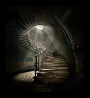 Stairway to the unknown by NatureErutan84