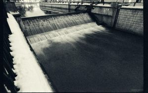 sluice by restive-wench