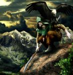 Vultures by robhas1left