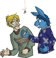 Comm: I don't need your stinkin carrots. by Wolfy-T