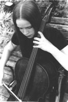 cello goddess by stinkeebritches