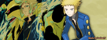 Facebook Cover - Volkner (Pokemon) by Latios77