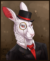 Jack Rabbit by WolfHearts