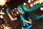 Hatsune Miku - Love is War by Yui-Lang