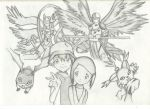 DigiDestined of Light and Hope by trainnin92