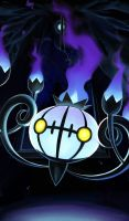 CHANDELURE by EvilApple513
