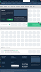 New Envato MarketPlaces UI by prestigedesign