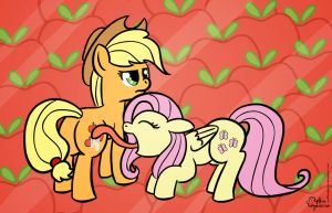 APPLES! by muffinexplosion