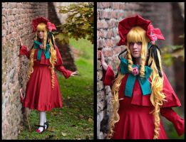 Rozen: Shinku 3 by YuukiCosplayer