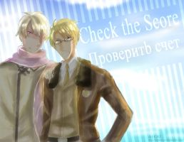 APH: We're Number One by ohboyomi