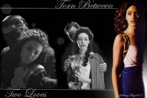 Torn Between Two Loves: POTO by MidnightsWhisper