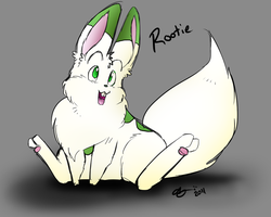 Rootie -AD fan character- by alexyoshida