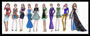 Project Runway Finale Part 2 by Jsaren