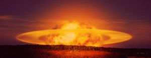 Atomic explosion by simaso