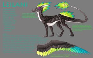 Leilani Ref Sheet by Sky-Shifter