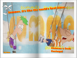 Forum banner Phineas e Ferb by AlternativeCandace99