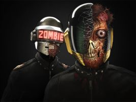 Daft Zombies. by Eddy-Swan