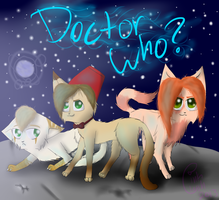 Doctor Who: The Trio by 1nklash
