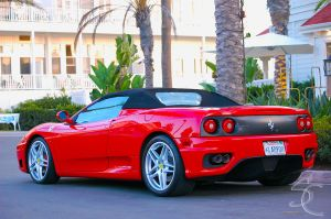 Ferrari by ShannonCPhotography