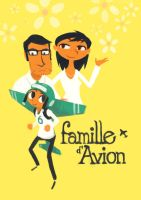 Famille d'Avion by FargalEX