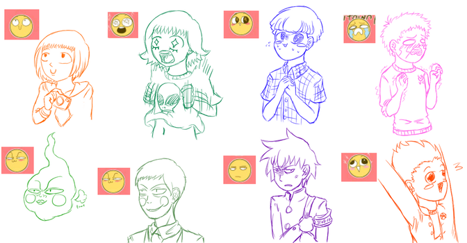 MP100 Expression practice by FgtMgt