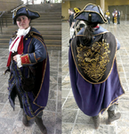 OTAKON 2014: Hatham Kenway cosplay by SirLadySketch
