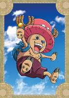 Tony Tony Chopper - One Piece by xxJo-11xx