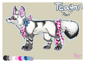 Teagan Contest entry by nightspiritwing