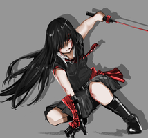 Akame by Fitz2013