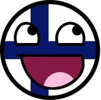 Finnish'D Awesome Face by TigerJ15