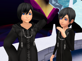 Male!Xion PREVIEW by Kohaku-Ume