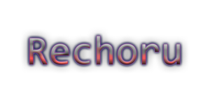 Rechoru logotype-1 by Ichnieveris