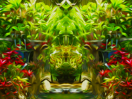 Garden of Life by twocollective