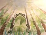 A Frog's Perspective by Avisae