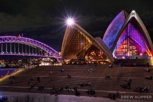 Vivid Sydney by DrewHopper