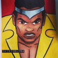 Luke Cage 4 of 10 by ChibiCelina
