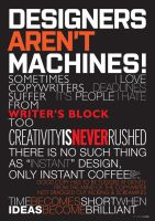 cyrusDESIGNERS AINT MACHINES B by cyrusmuller