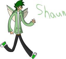 Shaun The Scyther by Tigertony10