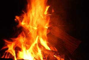 Vibrant fire. by Blackwitch31