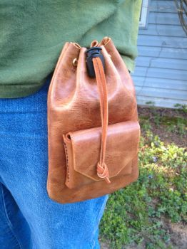Utility Belt Pouch w/ Coin Pouch by Geo-Aaron